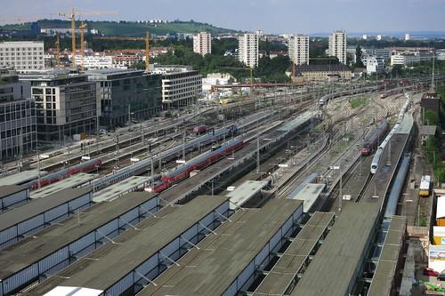 Bahnhofsturm