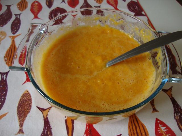 receta de chulas de calabaza