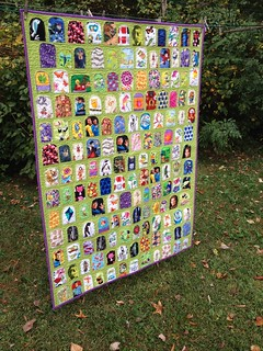 Penny's I Spy Quilt September 2013