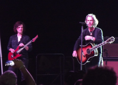Collective Soul in concert