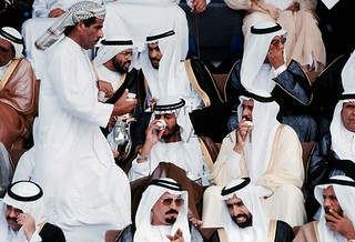 Arabs Drinking Coffee,  Abu Dhabi