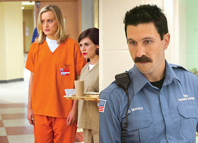 Orange is the new black halloween costumes piper chapman and wendy and i actually decided on this costume idea back in the beginning of october our goal was to do a topical pop culture couples costume that was not solutioingenieria Image collections