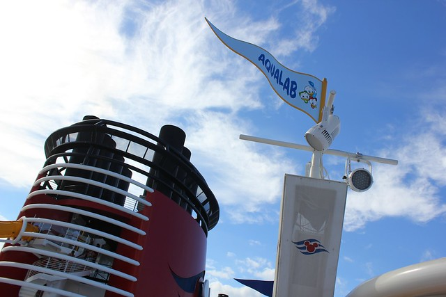 AquaLab on the Disney Magic