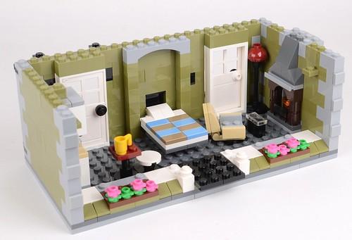 Review: 10243 Parisian Restaurant, part 2 : Brickset: LEGO set guide and database