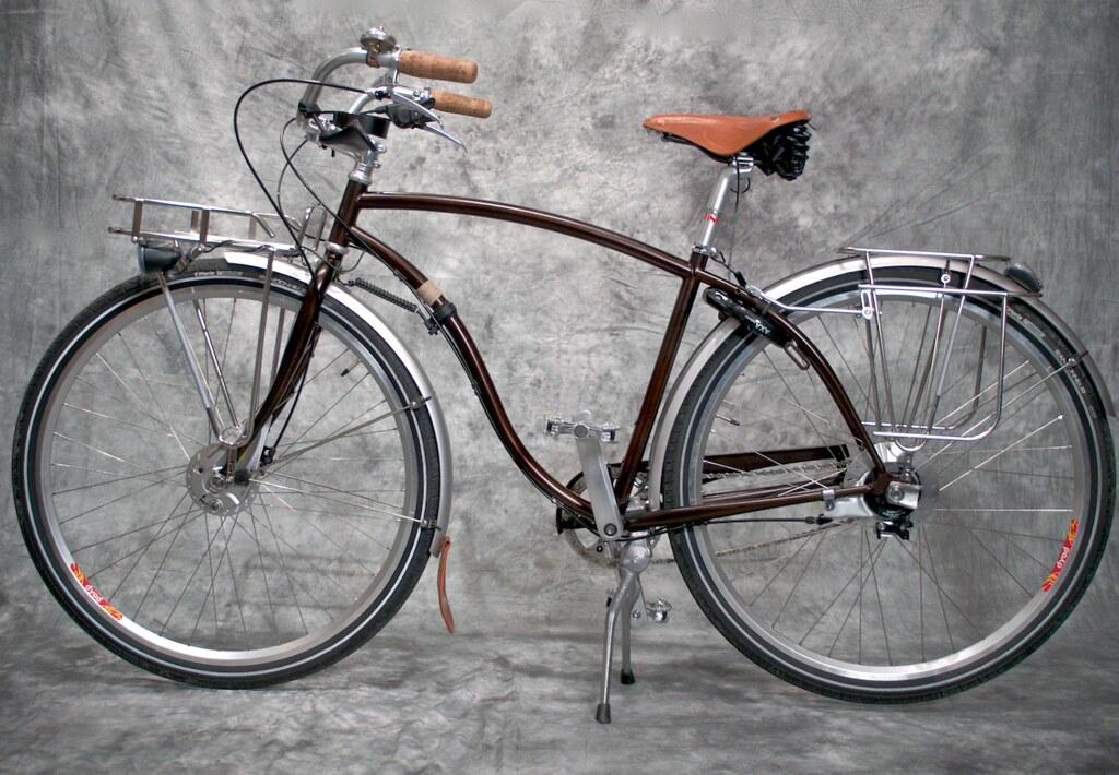 Rebuilt Electra, non-drive side