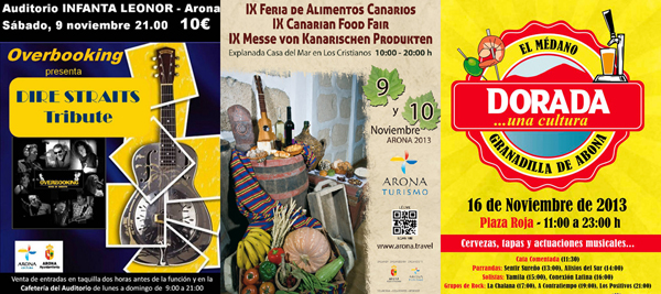 events Tenerife