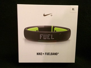 Nike+ FuelBand SE: Verpackung