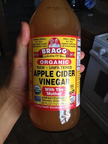 Vinegar?