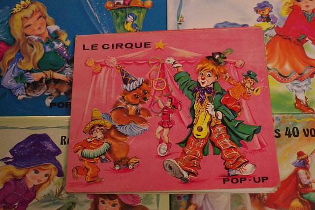 Panorama / le cirque