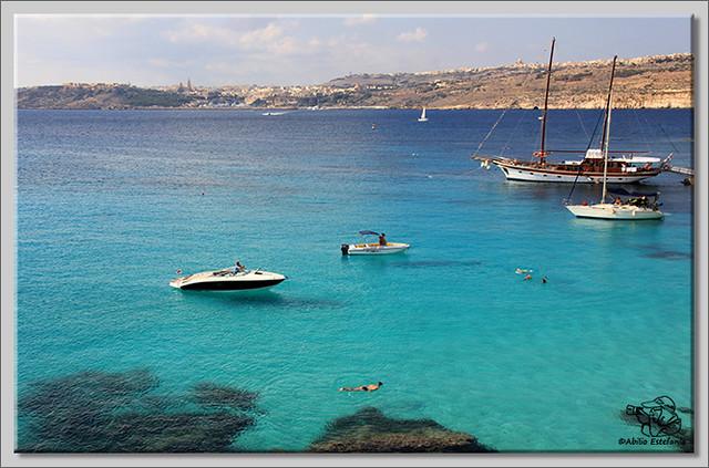 Blue Lagoon (Malta) (2)