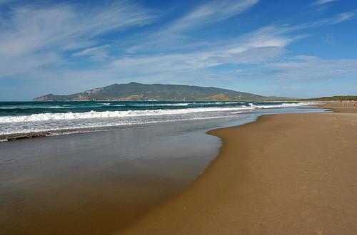 Strand von Ansedonia