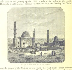 """Image taken from page 284 of 'The Lands of Scripture: comprising """"Those Holy Fields""""; """"The Land of the Pharaohs"""" [both by S. M.]; """"Pictures from Bible Lands"""" (edited by S. G. Green. The illustrations by E. Whymper, etc.)'"""