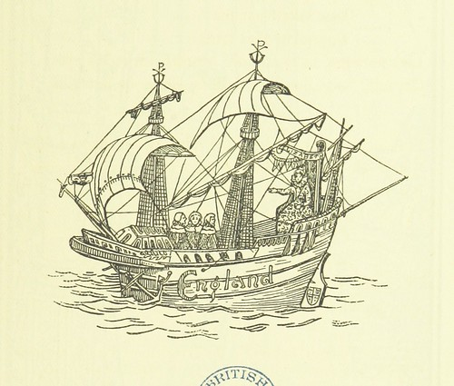 Image taken from page 121 of 'Lullabies of Many Lands collected and rendered into English verse by A. Strettell. With ... illustrations, etc'