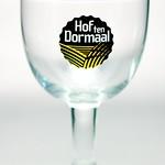 ベルギービール大好き!!【ドルマール・ブロンドの専用グラス】(管理人所有 )