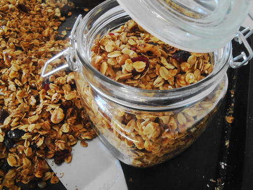 Granola My Way