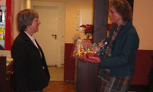 Weihnachtsfeier der SPD Harburg-Süd (Marmstorf)