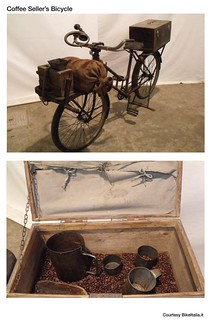 Cargo Bike History: The Coffee Seller's Bicycle