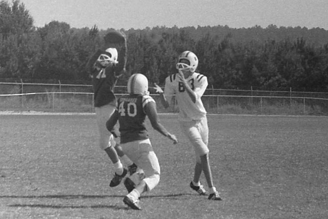 LR Intramural Football (1968)