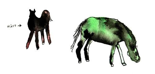 häst(ar)