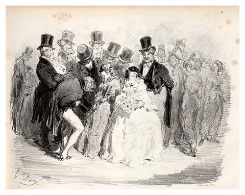011-Lobos-La Ménagerie parisienne, par Gustave Doré -1854- Fuente gallica.bnf.fr-BNF