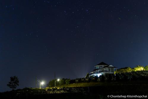 landscape thailand star nightsky khaoyai nakhonratchasima wangkatha