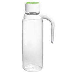 b 1.10L glass carafe with handle