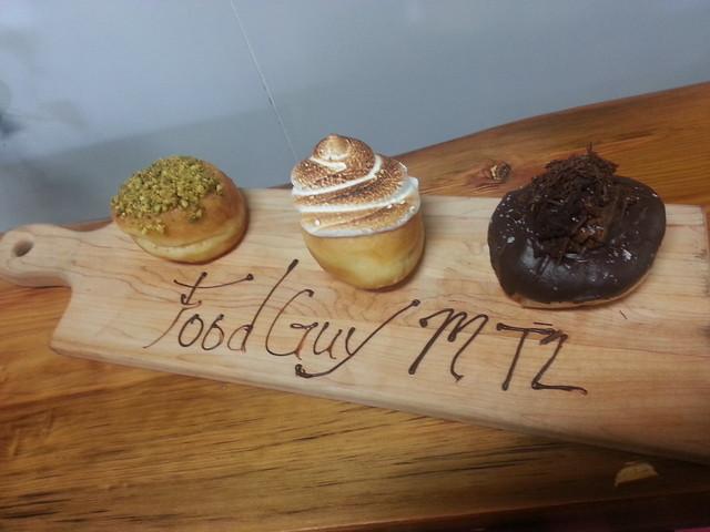 Donuts - Leche Desserts