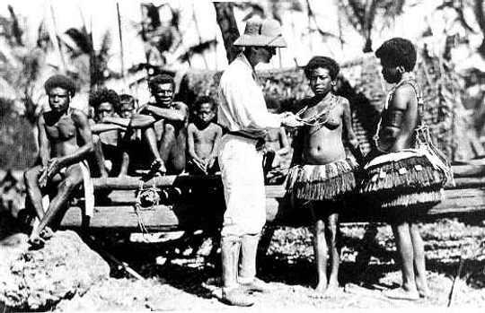 the trobrianders of papua new guinea sparknotes