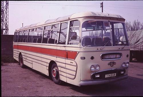 Looking back... Dack/Rosemary Coaches 3 (c) Philip Slynn
