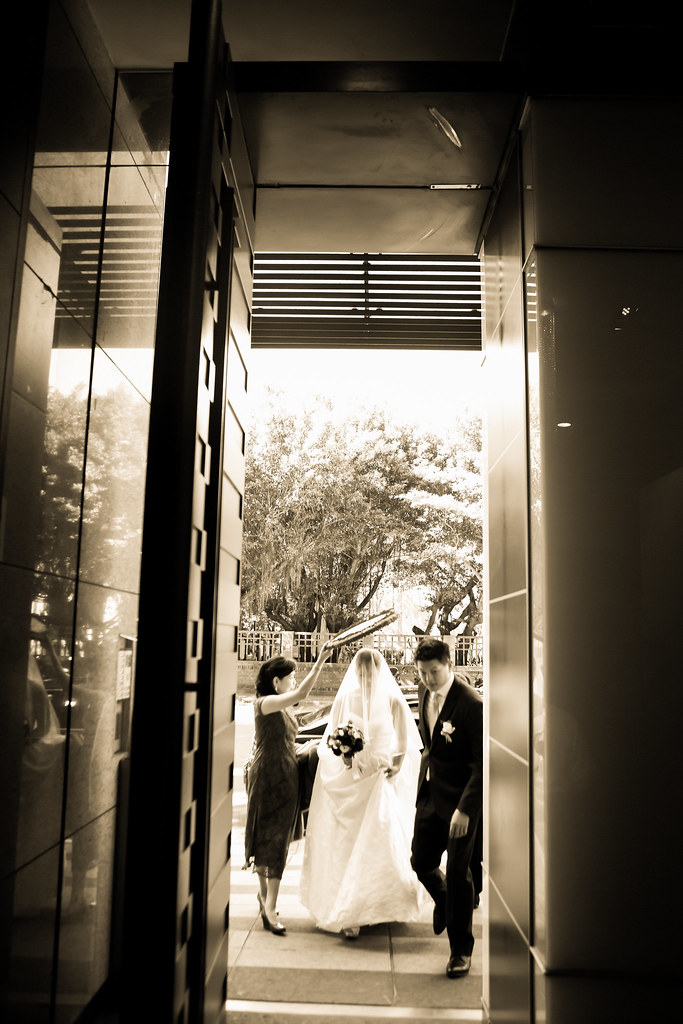 婚攝,James,Allen,Tina,寒舍艾美酒店,樂可可婚禮紀錄,迎娶