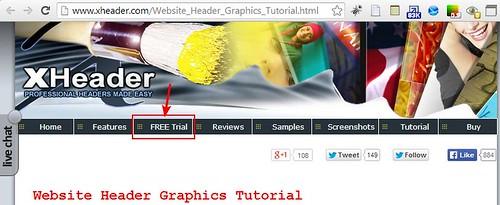 С какой программой можно сделать шапку для сайта бесплатный хостинг.com /.net