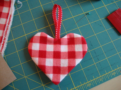 making Oliver + S Heart ornaments