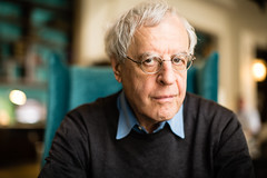 Charles Simic by Scott Cook