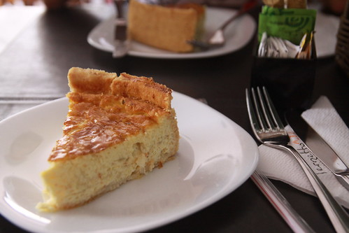Quiche @ Terzetto Cafe