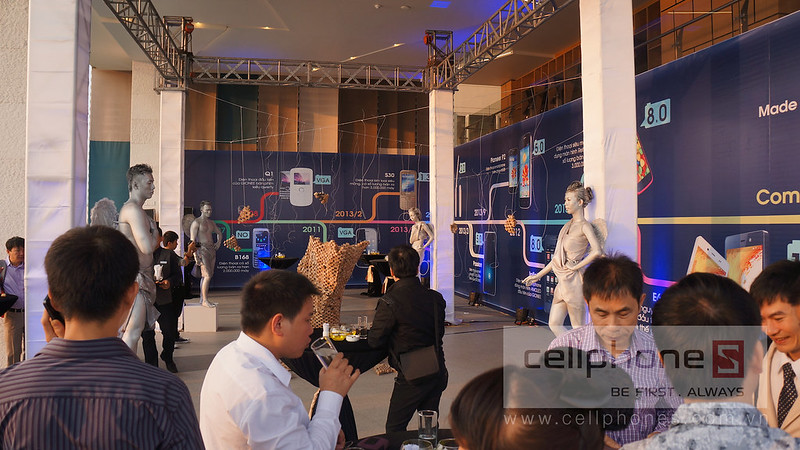 Sforum - Trang thông tin công nghệ mới nhất 12689269695_6b57aa6952_c Hình ảnh sự kiện Gionee ra mắt Elife E7 tại Việt Nam