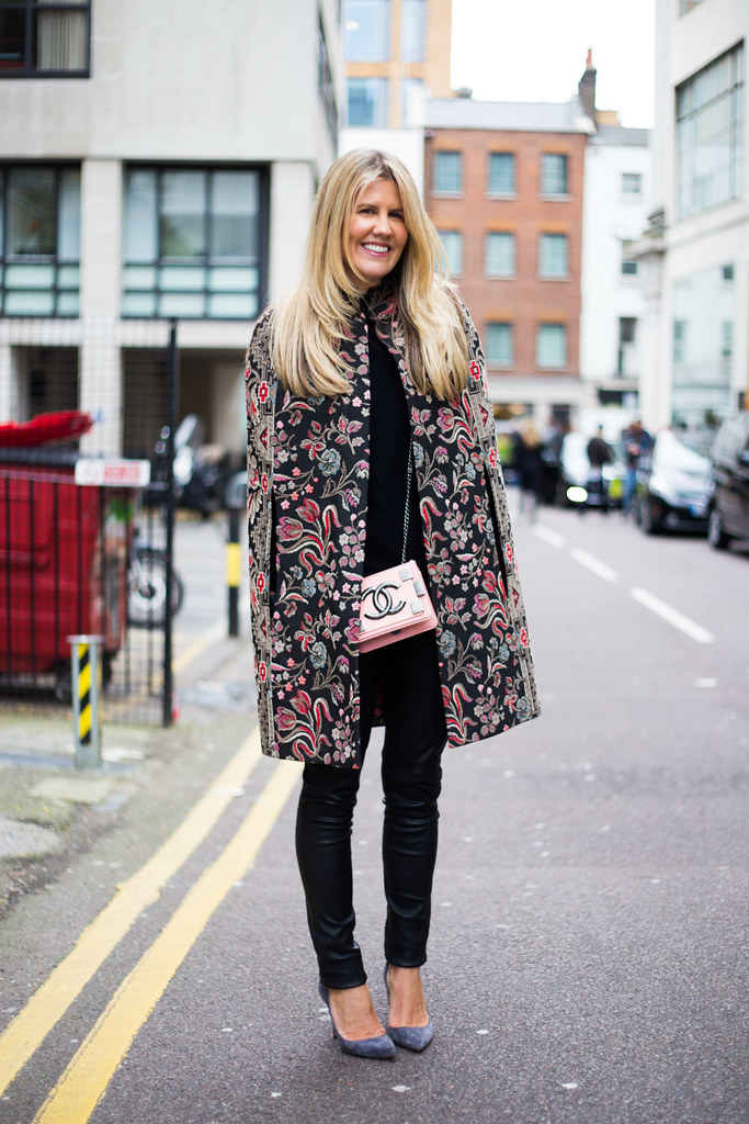 Street Style - Pippa Holt, London Fashion Week