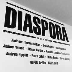 #Diaspora: The #Art of #Blackness show is still up through tomorrow. stop by 643 W. 18th St, #Chicago or contact me or Phillip at @NYCH_rmc to schedule a showing