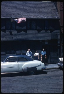 Paul Revere House, Boston, 1960