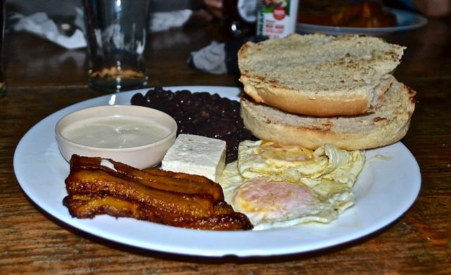 finca ixobel - chapin desayuno