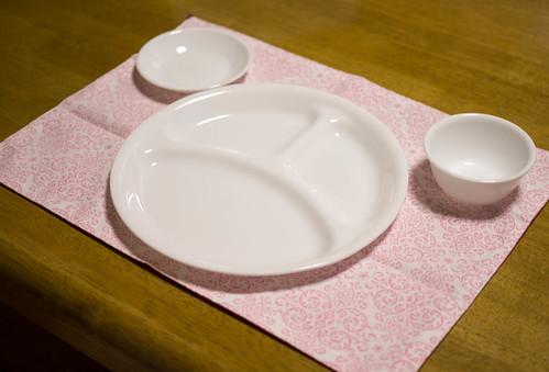 コレールのお皿3種
