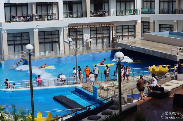 长滩岛住宿▋皇冠丽晶及会议中心酒店crown regency resort & convent