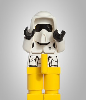 Stand hard, Storm Trooper