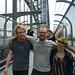 Friends on the Bridge by Banzai Man