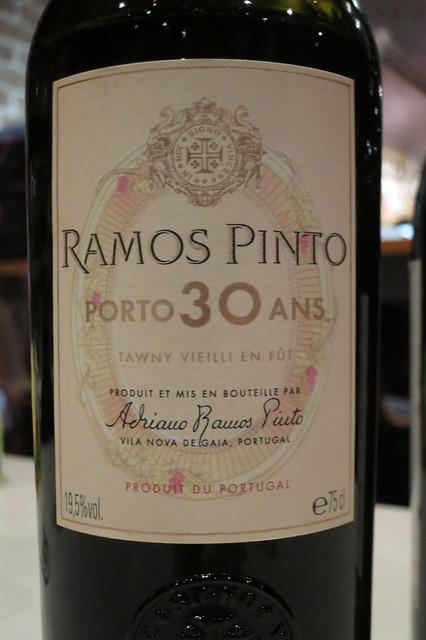 Ramos Pinto 30 Years Tawny Port