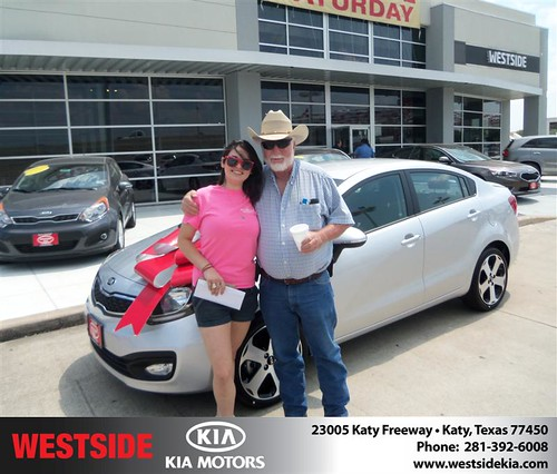 #HappyBirthday to Keifer Inglehart from Fabian Murphy  at Westside Kia! by Westside KIA