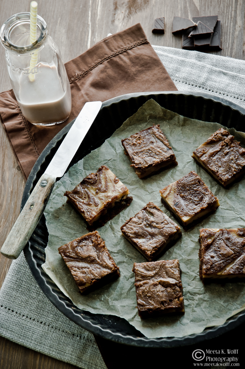Salted Caramel Chocolate Brownies (17)