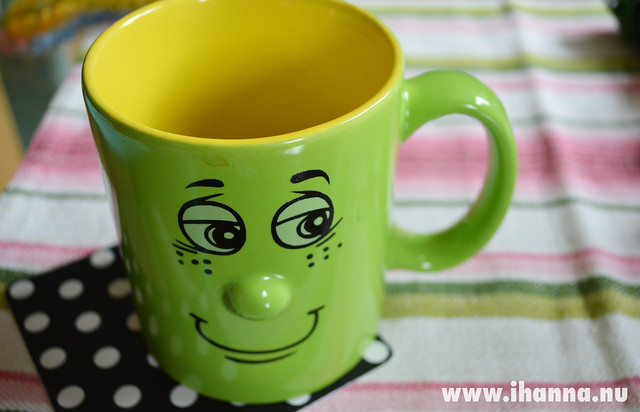 Smiling Coffee Mug