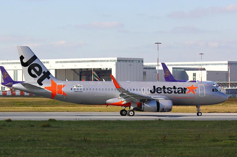 Jetstar - A320 - F-WWBH (2)