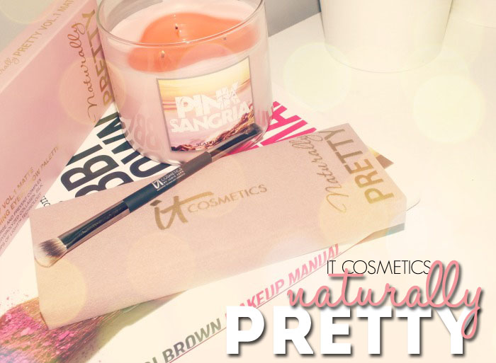 It Cosmetics Naturally Pretty Vol