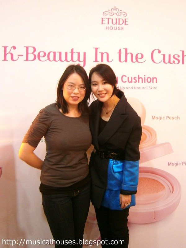 Etude House Magic Any Cushion Launch 4